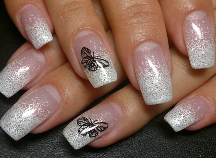 Very Difficult To Grow And Maintain Nails Desired Length But The Desire Have Long A Perfect Manicure Deals With All S Women