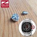 Стальные водонепроницаемые автоматические механические часы SEIKO Sportura 48*60 мм