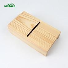 Nicole NK-10 Soap Beveler Planer Tool Wood Box For Handmade Making Tools