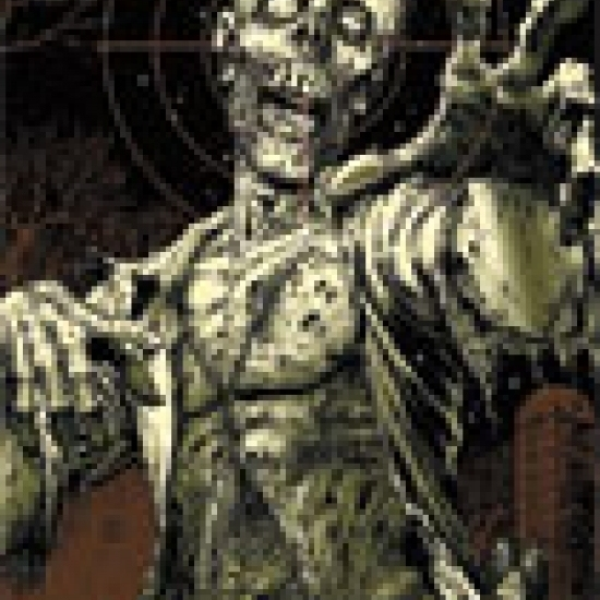 Zombies – Target Laminated Poster Print (24 x 36)