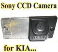 Sony ccd especial do carro rear view camera reversa de backup retrovisor reverter estacionamento para kia sorento sportage