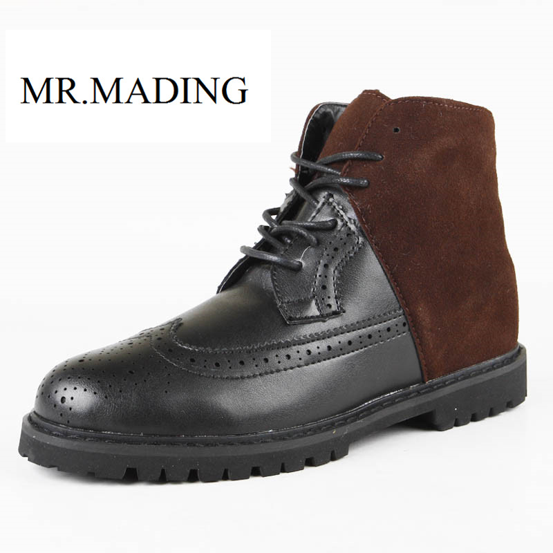 Men Winter Boots Clearance Promotion-Shop for Promotional Men ...
