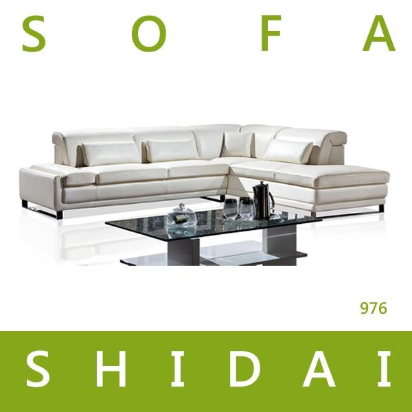 Leather Corner Sofa Cheap: Dubai Leather Sofa Furniture / Cheap Corner Sofa / Drawing