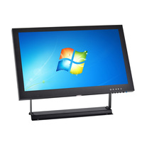 13 Inch TFT CCTV LCD 4 3 Screen LCD Color Monitor IPS Display BNC HDMI VGA