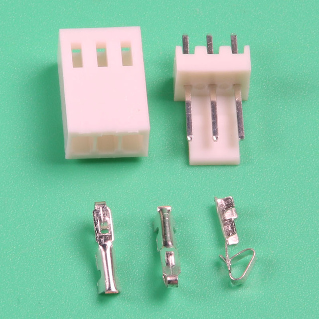 20 sets kf2510 3 Pin electrical wire Connector For Helicopter,Truck ...