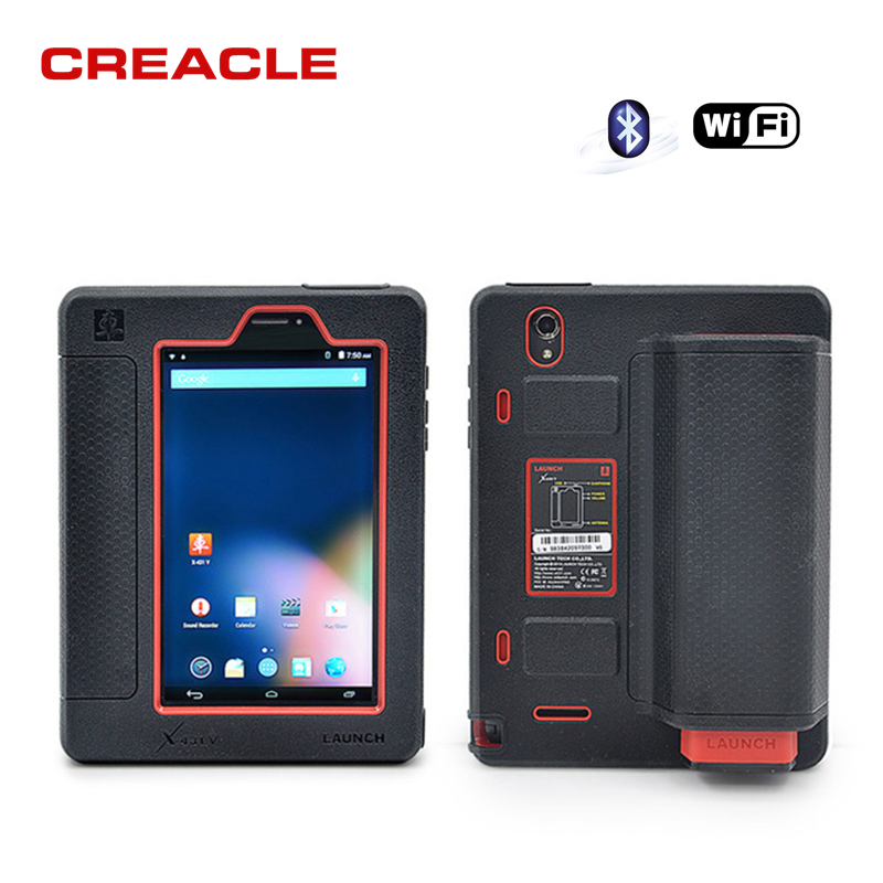 Original LAUNCH Tablet PC Diagnostic-Tool X431 V X-431 WiFi/Bluetooth Diagnostic Scanner Same Function X431 Pro Diagnostic-Tool