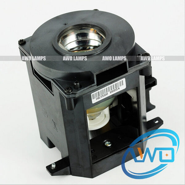 NP26LP Compatible bare lamp with housing For NEC  NP-PA622U compatible projector lamp nec 100013748 np pa522u np pa572w np pa621u np pa622u np pa671w np pa672w np pa722x np pa521u