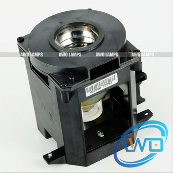 NP26LP Compatible bare lamp with housing For NEC  NP-PA622U