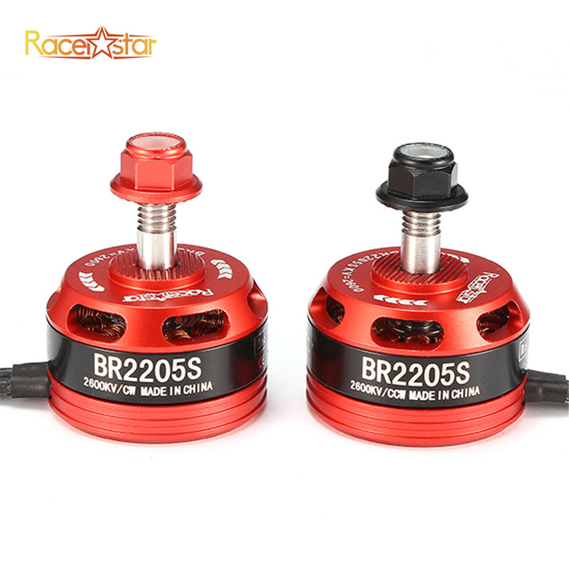 Racerstar Racing Edition 2205S BR2205S 2600KV 2-4S Brushless Motor For X210 220 QAV250 280 FPV Frame touchstone teacher s edition 4 with audio cd