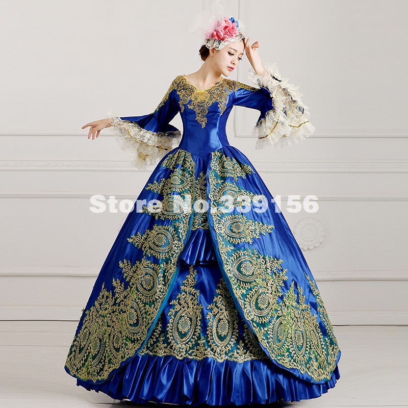 Elegant Ball Costumes