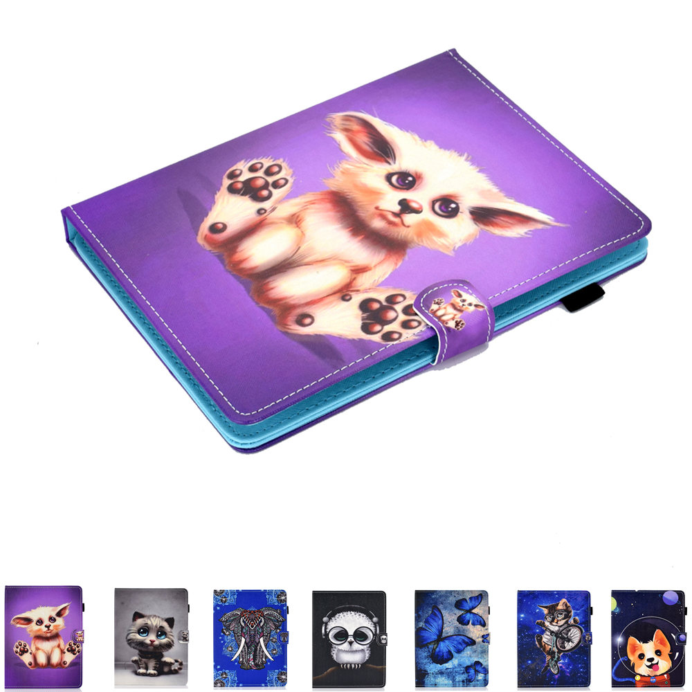 UNIVERSAL Sleeve For Huawei MediaPad T3 7 3G BG2-U01 2018 T3 7,0 Wifi BG2-W09 Mediapad T2 T1 7.0 T1-701U Tablet Printed Case