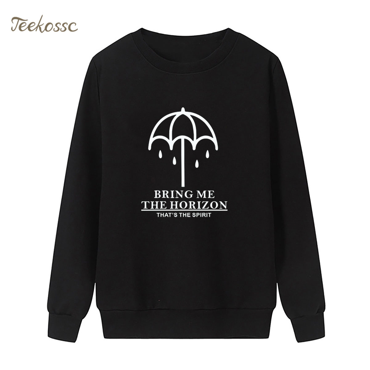 Band Punk Rock Sweatshirt Kpop Hip Hop Print Hoodie 2018 New Brand Winter Autumn Women Lasdies Pullover Loose Fleece Streetwear