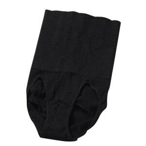 Image 5 - Vrouwen Hoge Taille Shapewear Naadloze Tummy Controle Body Shaper Panty Tummy Slips