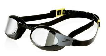 586c7d81c6f27 SPEEDO Adulto Fastskin3 Elite Espejo Goggle Negro Competencia de Carreras  de Natación Gafas