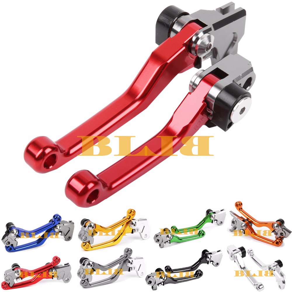 For Honda CRF250L CRF250M CRF 250L 250M 250 L M 2012-2017 Motocross Off Road CNC Pivot Racing Dirt Bike Clutch Brake Levers