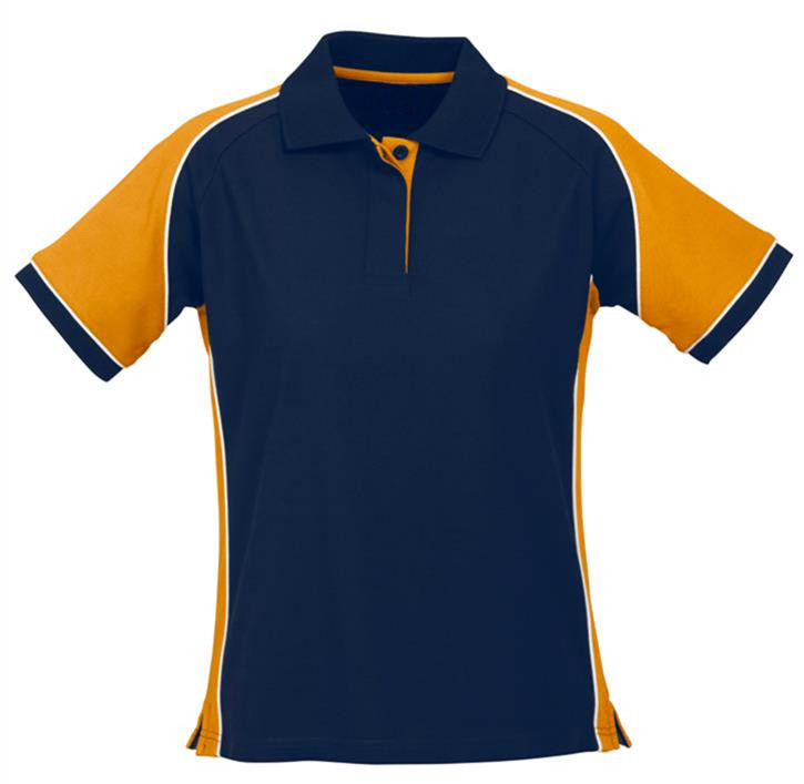 New fashion design short sleeve company polo shirt hot for Corporate polo shirts with logo
