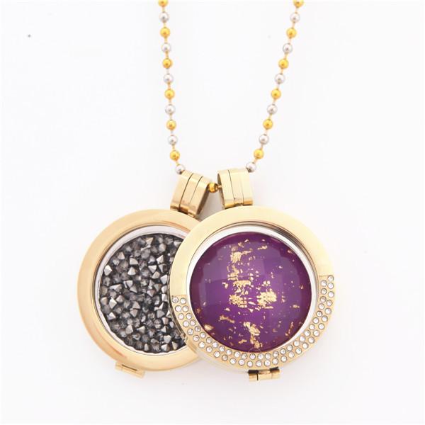 Vinnie design de jóias 35mm titular moeda moedas pingente conjunto com 2 pcs royale e cúpula bordeaux minha moeda pingentes colares