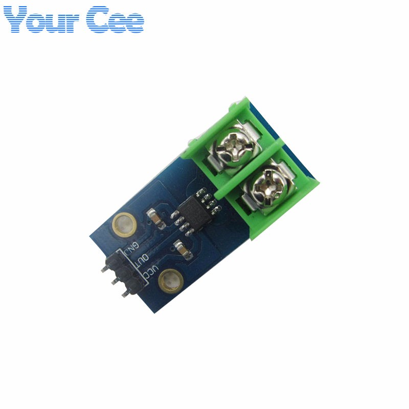ACS712 20A Hall Current Sensor