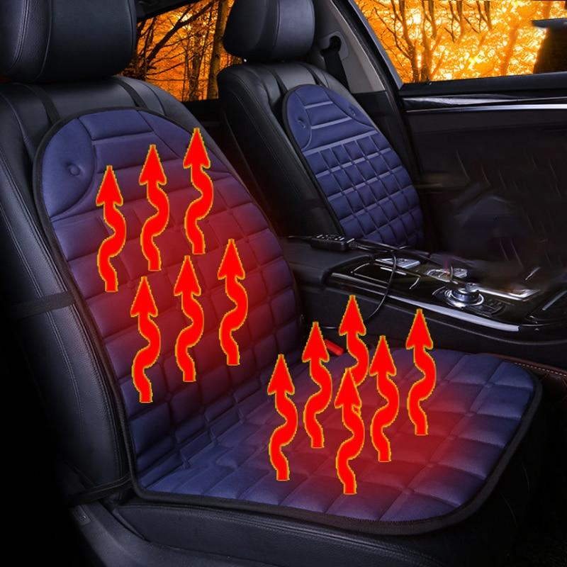 Heated Car Seat Cushion Cover Seat ,Heater Warmer , Winter Household Cushion Cardriver Heated Seat Cushion