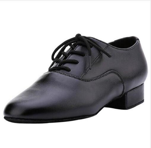 Professional Black Modern Tango Ballroom font b Salsa b font Dance font b Shoes b font