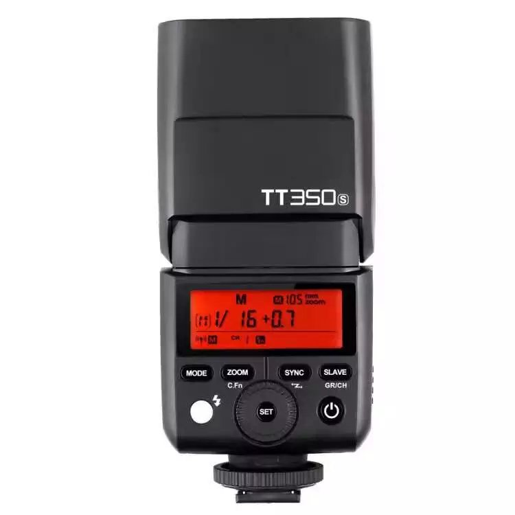 TT350S 2.4G TTL 1/8000s 2.4G Camera flash for Sony Mirrorless DSLR Camera a77/II a7R A7 A7s a9 A6000 A6300 A6500 A99/II A58 godox tt600s flash speedlite for sony multi interface mi shoe cameras a7 a7s a7r a7 ii a6300 etc