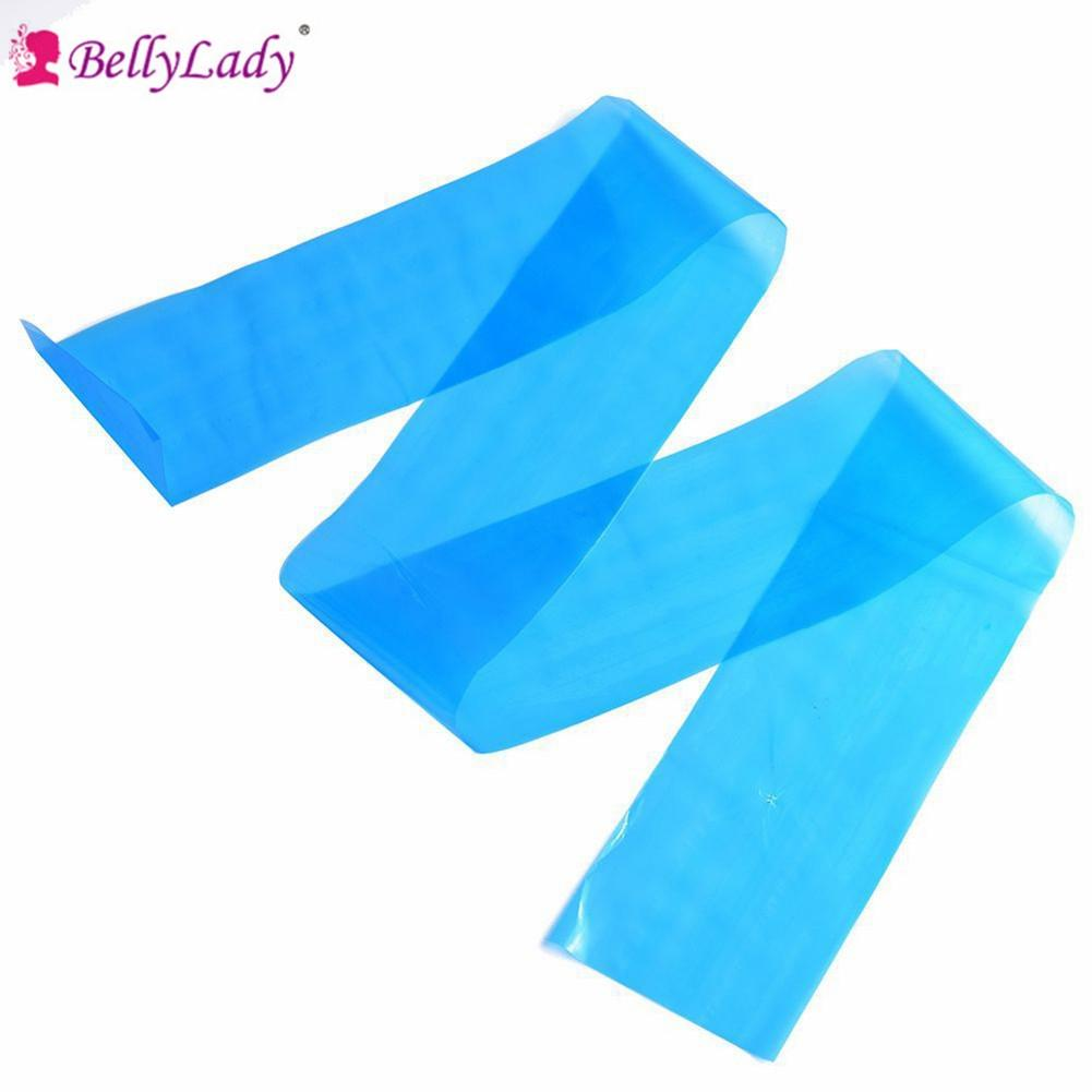 100 Unids / pack Azul Tatuaje Clip Cord Mangas Bolsas Bolsas - Tatuaje y arte corporal - foto 1
