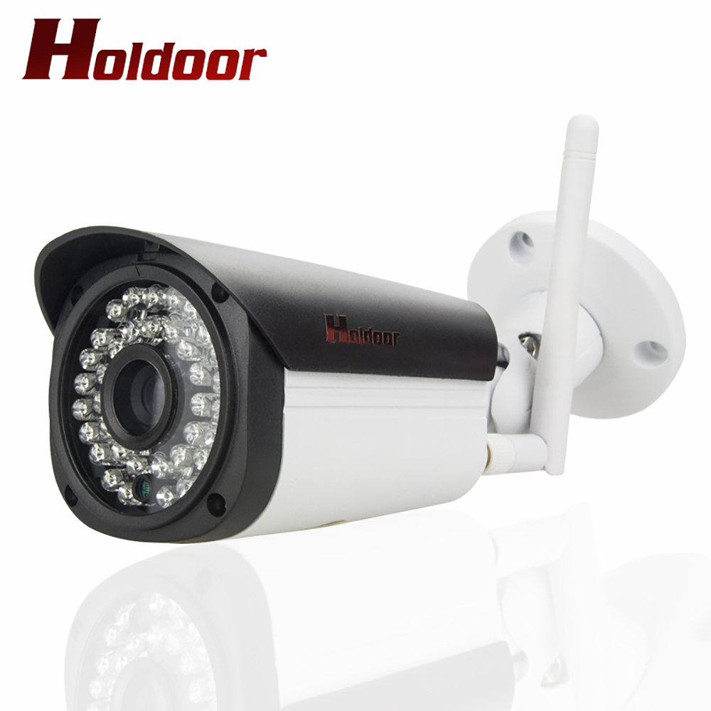 ONVIF 1080P Wireless WIFI Camera HD 1.3MP Wifi Camera IR Night Vision Outdoor Waterproof IP66 CCTV With SD Card Slot Motion Dete vstarcam c7816wip onvif hd 720p wireless p2p ir cut night vision tf card slot outdoor waterproof network wifi cctv ip camera