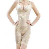 Women Body Shaper Butt Lifter Lift The Chest Shape The Legs Shape The Back Breathable Health Widen The Shoulder Straps