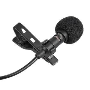 Image 3 - Andoer – Mini Microphone stéréo omnidirectionnel USB, 150cm, micro à Clip, Portable, pour ordinateur PC