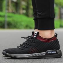 Brand Summer Men Socks Sneakers Beathable Mesh Male Casual Shoes Lace up Sock Shoes Loafers Boys Super Light Sock Trainers