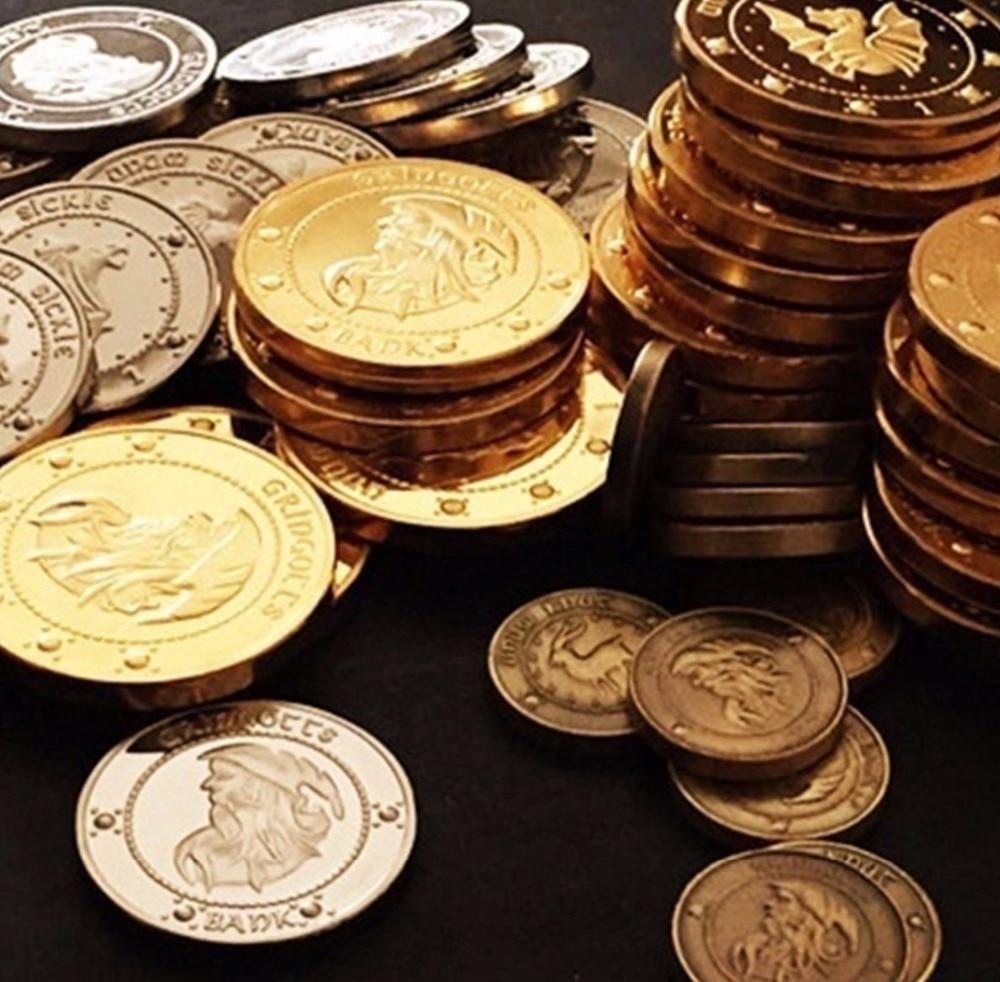 Галеон монета гиена купить