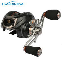 Trulinoya SP200 14BB 6.3:1 Fishing Reels Bait Casting Reel Right Left Handed Baitcasting Reels Wheel for Freshwater