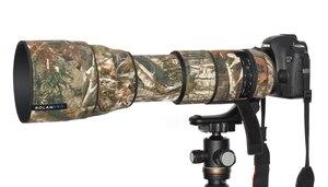 Image 3 - ROLANPRO Tamron SP 150 600mm F/5 6.3 Di VC USD G2 A022 ป้องกันปืนเสื้อผ้ากล้องลวงตา Coat เลนส์ป้องกัน