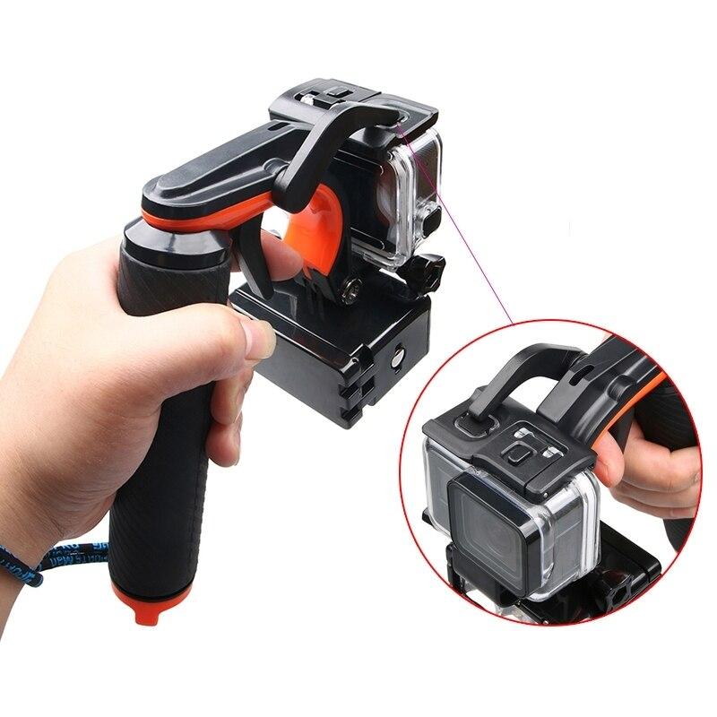 Sport kamera håndholdt vand flydende håndgreb til gopro hero 5 - Kamera og foto - Foto 4