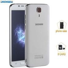 DOOGEE X9 Pro 16 ГБ + 2 ГБ Сети 4 Г DTouch Отпечатков Пальцев 5.5 дюймов 2.5D Android 6.0 Quad Core OTG ОТА MTK6737 Dual SIM смартфон