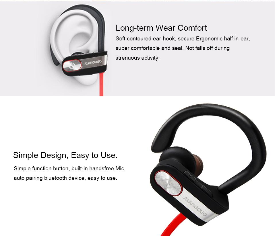 ALANGDUO G7 Earphene PK Xiaomi earphone (4)
