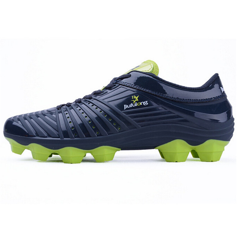 New Men Soccer Cleats Turf Football Soccer Shoes Outdoor font b Sneakers b font Trainer Adults