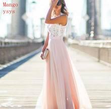 New Arrival 2018 Sring Evening Party Hollow Out Beach Dress Womens Boho  Sleeveless Maxi Dress Party dresses s-xxl 0043e2bb8d29