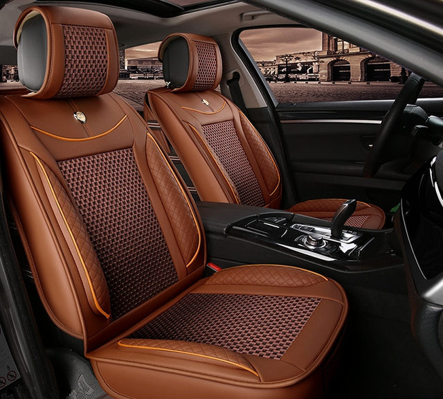 Online Shop Top Quality Full Set Car Seat Covers For Nissan Rogue 5