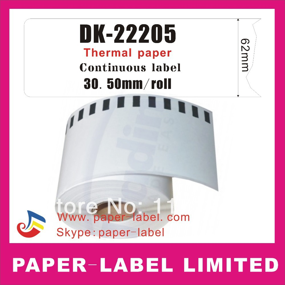 Thermal 500 Labels Dymo® Compatible 50 Rolls 30336 Medium Address Name Badges