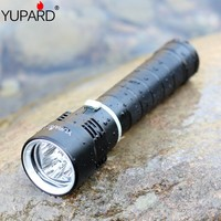 YUPARD 3 XM L T6 LED Yellow Light Waterproof Underwater Diving Diver White Light Flashlight Torch