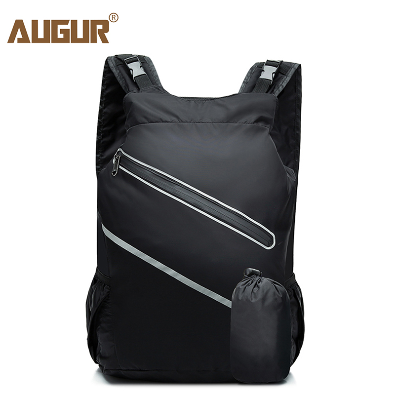 Mochila Plegable ligera para caminar Tosky Unisex 24L impermeable para hombres y mujeres mochila de viaje mochila práctica para viaje mochila