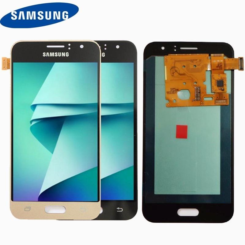 D'ORIGINE 4.5 ''LCD de Remplacement pour SAMSUNG Galaxy J1 2016 J120 J120F j120M J120H Affichage à L'écran Tactile Digitizer Assemblée