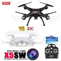 SYMA X5SW FPV RC Quadcopter Drone with WIFI Camera VS X5C Drones 2.4G 6-Axis RC Helicopter for sale
