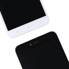 10 шт./лот ЖК-дисплей+ рамка для Xiaomi для Redmi Note 5A ЖК-экран для Redmi Note 5A Дисплей сенсорный дигитайзер DHL EMS