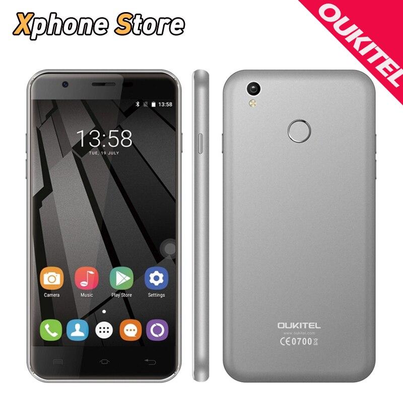 bilder für OUKITEL U7 Plus 5,5 zoll Android 6.0 RAM 2 GB ROM 16 GB 4G LTE Entsperrt Smartphone MTK6737 Quad Core 13.0MP Dual SIM OTG telefon