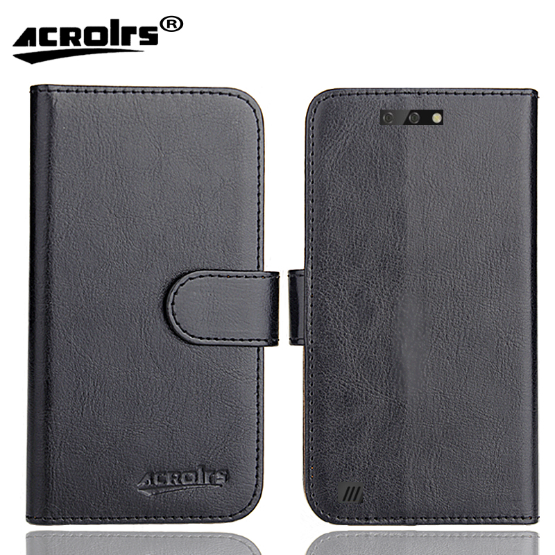 <font><b>Blackview</b></font> <font><b>BV5500</b></font> <font><b>Pro</b></font> Case 6 Colors Dedicated Soft Flip Leather Special Crazy Horse Phone Cover Cases Credit Card Wallet image
