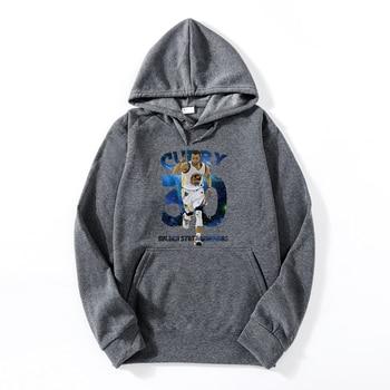 Stephen Curry Men pullovers hoodies sweatshirt Golden State Clothing streetwear casual tracksuit Warriors USA basketballer star 1