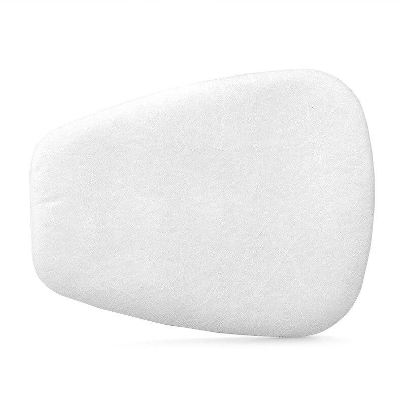 Masque Filtre Éponge Blanc Haute Électrostatique 10 pcs 5N11 N95 Particules Coton