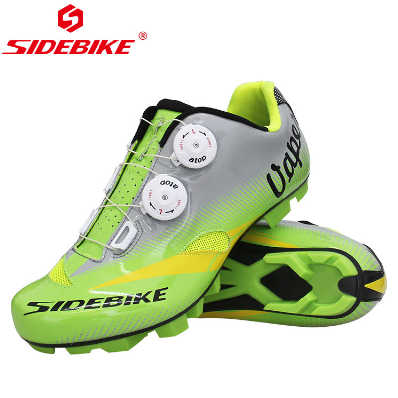 SIDEBIKE Mountain bike road outdoor sports shoes New Bicycle shoes Road Cycling bike race  MTB and road bike shoes west biking bike chain wheel 39 53t bicycle crank 170 175mm fit speed 9 mtb road bike cycling bicycle crank